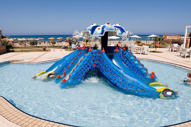 Dimitrios Village Beach Resort Rethymnon Kreta
