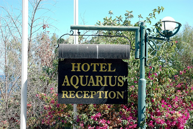 Hotel Aquarius Kas